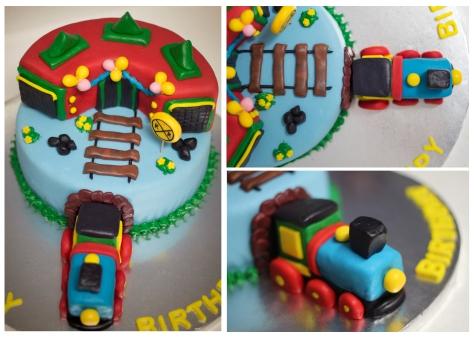 Vik's Train Cake